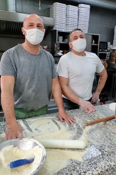 Antoine Gutilla et Cyril Morello